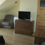 10.pokój z łazienką ,na piętrze